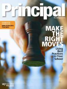 Principal Make the Right Moves