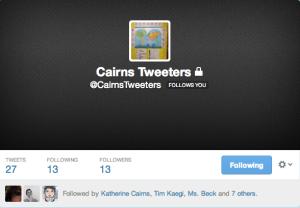 @CairnsTweetersScreen Shot 2014-03-08 at 10.11.19 AM
