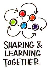 sharing learning together
