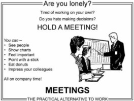 are u lonely hold-a-meeting