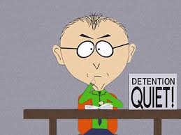 detention quiet