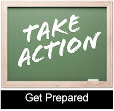take action get prepared