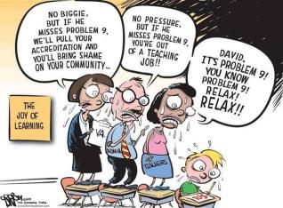 student standardized testing